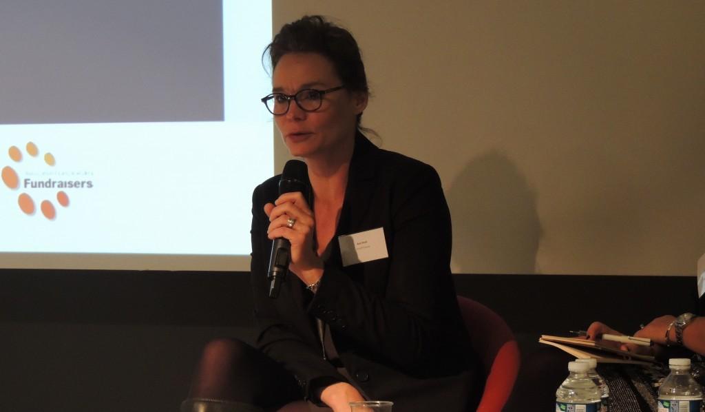 Ann Avril, Unicef France