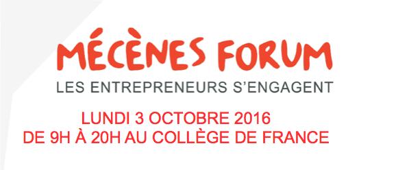 Mécènes Forum