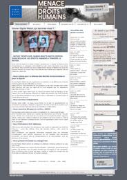 Site Human Rights Watch Paris