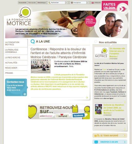 Fondation Motrice