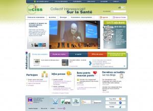 Page d'accueil ciss.org