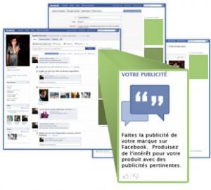 Publicités Sociales Facebook