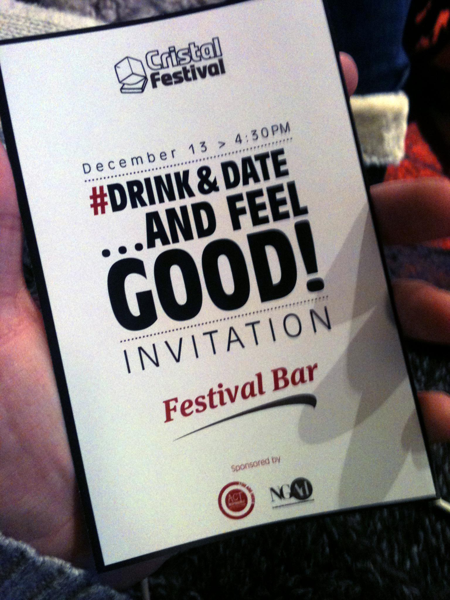 #Drink&Date