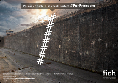 affiche FIDH_defenseurs